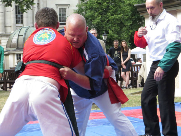 British sambists have become the winners of the Sabantuy in London