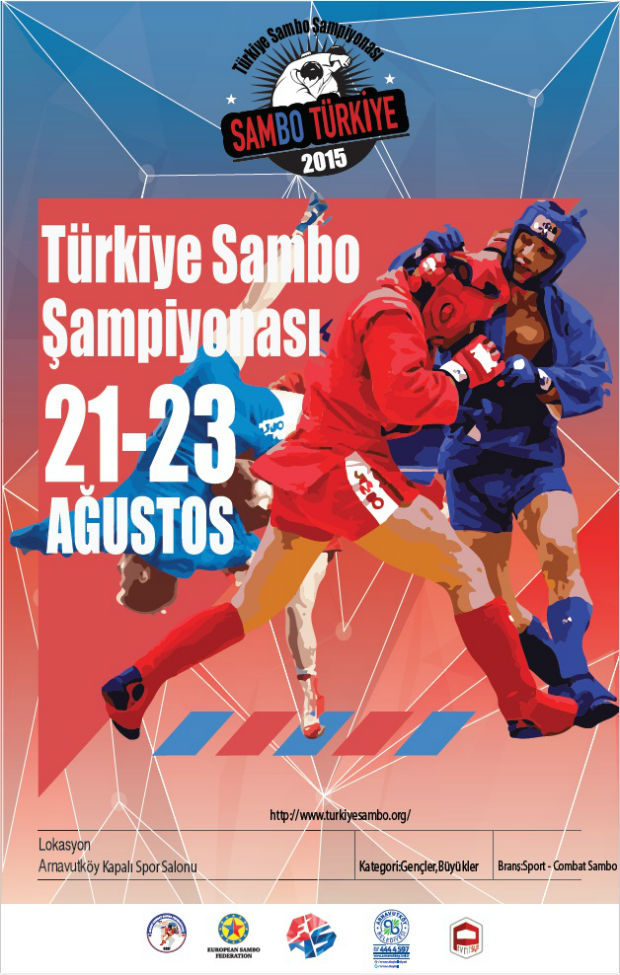 More than 500 athletes will take part in the Turkish Sambo Championship