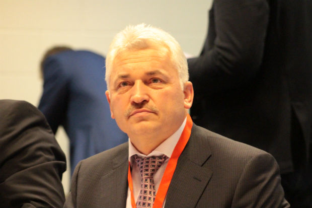 Sergey Eliseev, FIAS Vice President and President of the European Sambo Federation