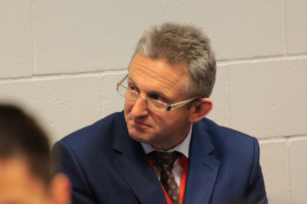 FIAS Executive Director Sergey Tabakov