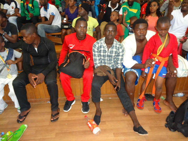 How Sambo-70 won at the Cameroon Cup