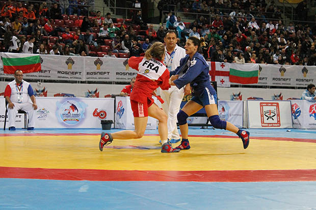 World Sambo Championships' record audience crowns the 78th anniversary of SAMBO
