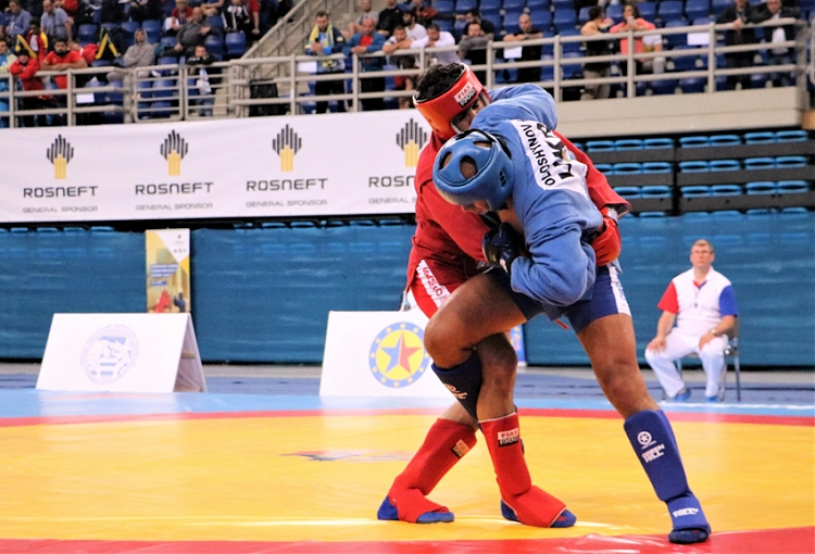 Live Broadcast of the European SAMBO Championships in Spain at the FIAS website