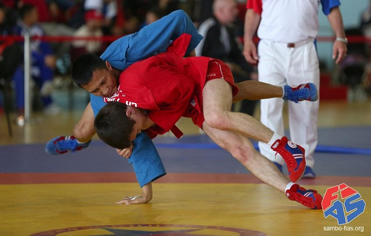 "[Live Broadcast] International SAMBO Tournament ""Memorial of Potapov"""