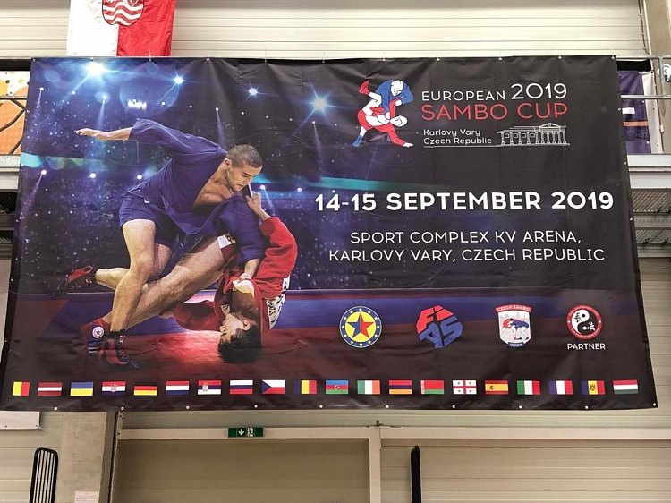 [LIVE BROADCAST] European SAMBO Cup in Karlovy Vary