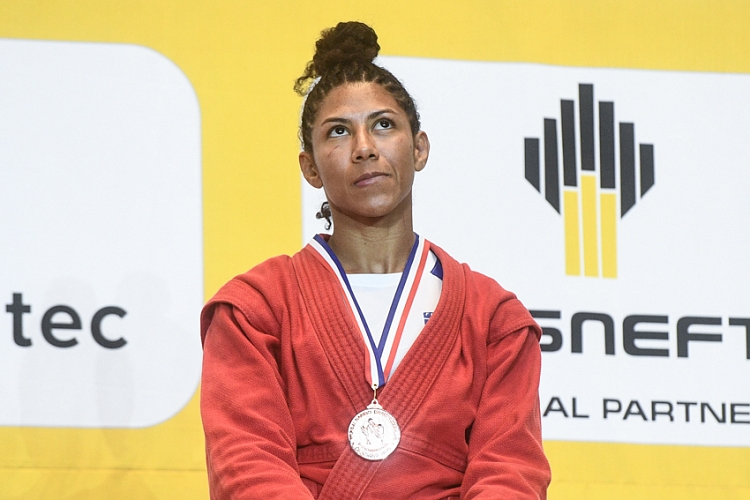 "Maria GUEDEZ: ""I'm Very Pleased, Yet Not Satisfied"""