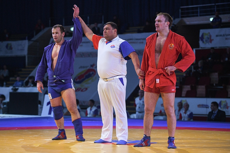 Reflections of the Prize-Winners of the 2nd Day of the World SAMBO Championships in Romania