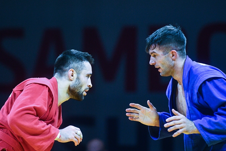 [VIDEO] Best of SAMBO 2019