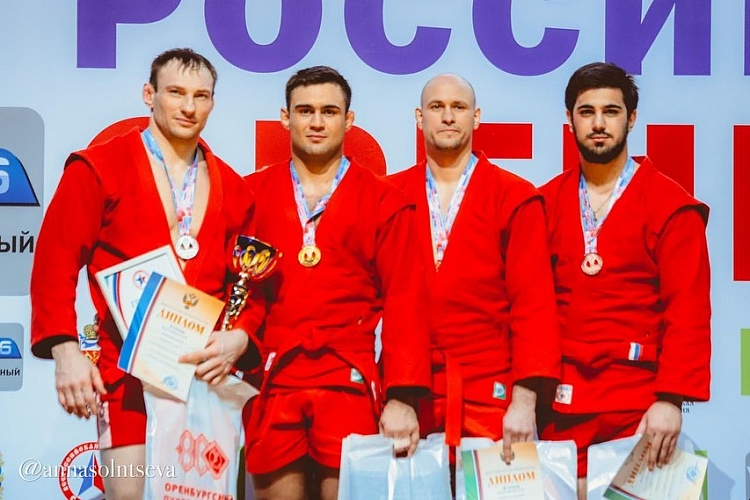 Results of the Russian SAMBO Championships 2021
