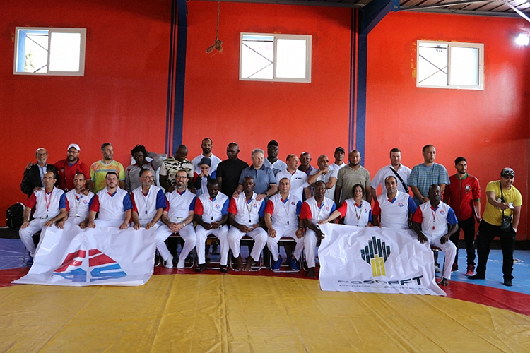 African Seminar for Referees and Coaches held in Morocco