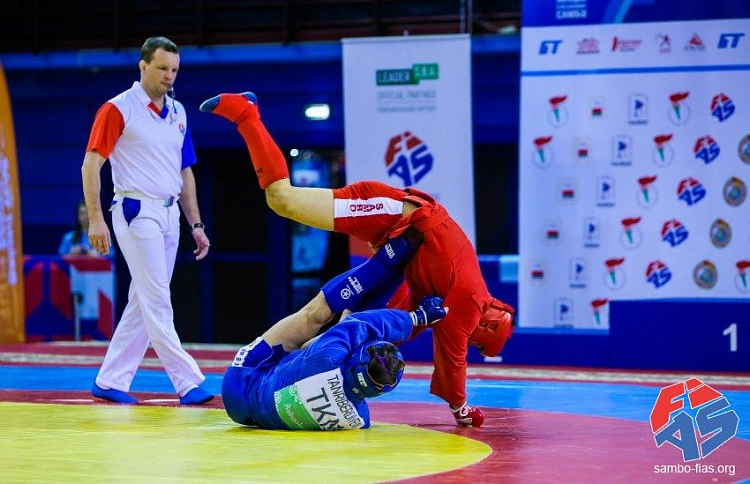 Online broadcast of the International SAMBO Tournament for the Prizes of the President of Belarus