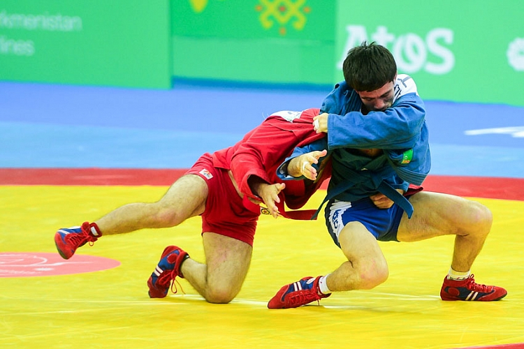 SAMBO Champions of Turkmenistan are Named