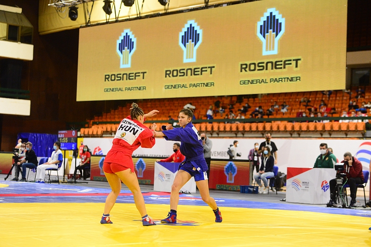 Winners of the 2020 World SAMBO Championships will receive prize money