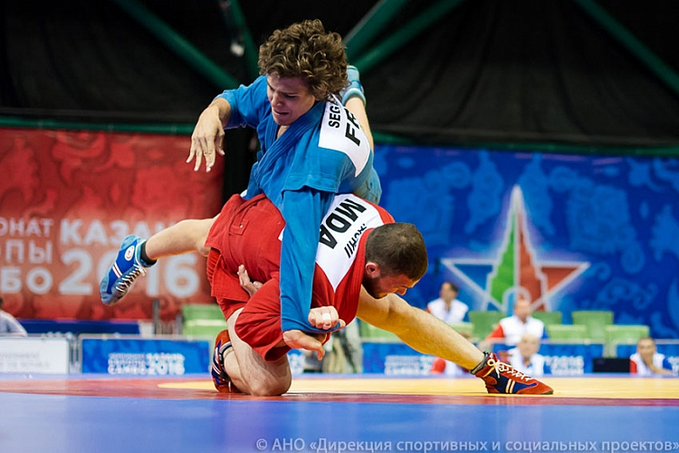 European SAMBO Championships in Yekaterinburg was canceled