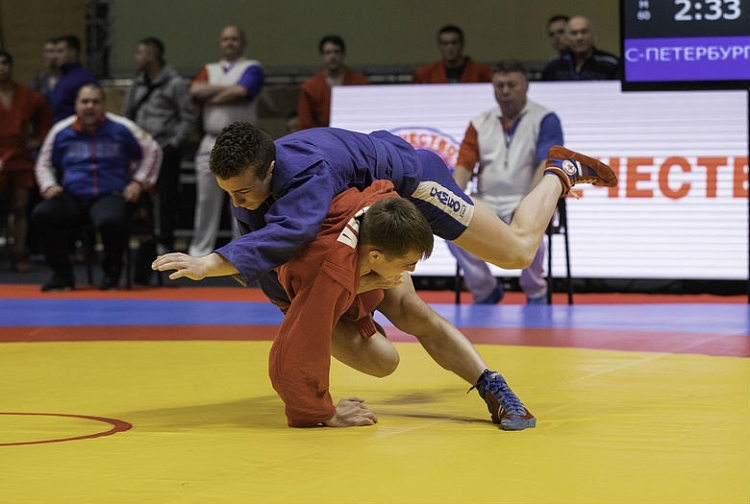 The 'Victory' International youth tournament took place in Saint Petersburg
