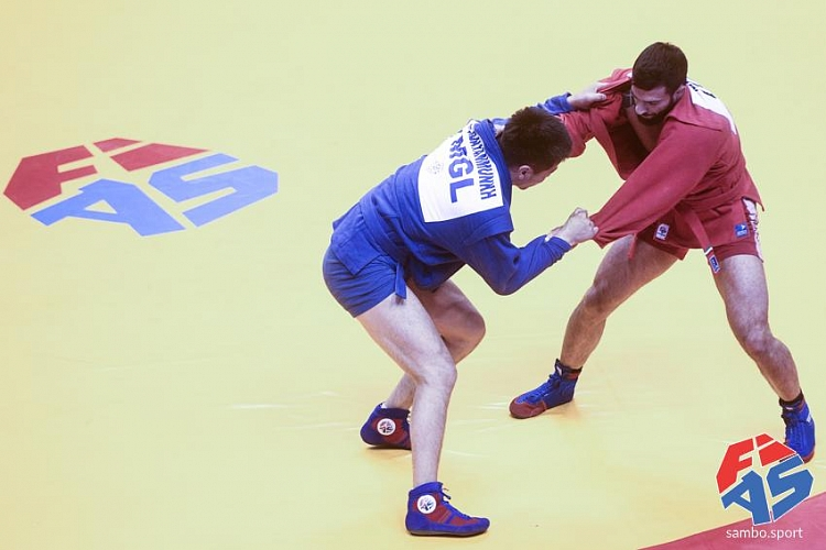 Updated Edition of the International SAMBO Rules is Published